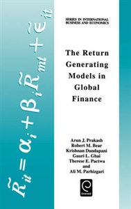 Picture of The Return Generating Models in Global Finance