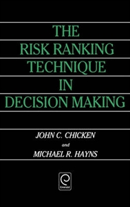 Picture of The Risk Ranking Technique in Decision Making