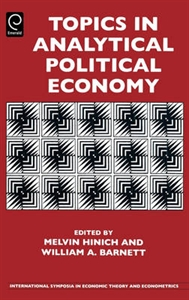 Picture of Topics in Analytical Political Economy