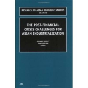 Picture of The Post Financial Crisis Challenges for Asian Industrialization