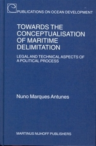 Picture of Towards the Conceptualisation of Maritime Delimitation