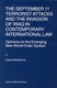 Picture of The September 11 Terrorist Attacks and the Invasion of Iraq in Contemporary International Law