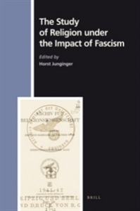 Picture of The Study of Religion under the Impact of Fascism