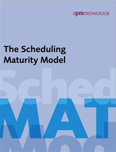 Picture of The Scheduling Maturity Model