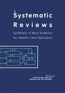 Picture of SYSTEMATIC REVIEWS