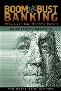Picture of BOOM AND BUST BANKING