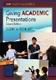 Picture of GIVING ACADEMIC PRESENTATIONS, 2ND ED