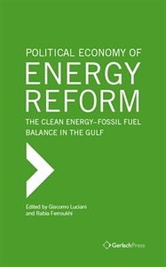 Picture of Political Economy of Energy Reform: the Clean Energy/Fossil Fuel Balance in the Gulf