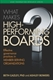 Picture of WHAT MAKES HIGH-PERFORMING BOARDS