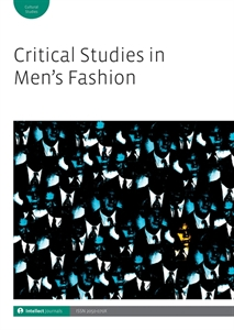 Picture of Critical Studies in Men's Fashion (CSMF) - Online