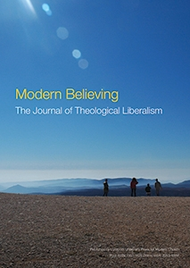 Picture of Modern Believing - Print and Online