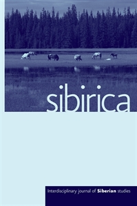 Picture of Sibirica: Interdisciplinary Journal of Siberian Studies - Online