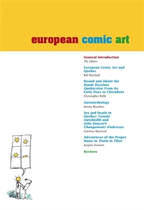 Picture of European Comic Art Online