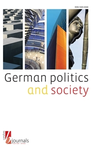 Picture of German Politics and Society - Online