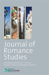 Picture of Journal of Romance Studies - Online