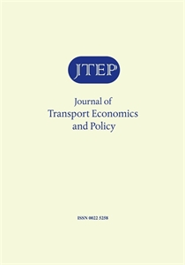 Picture of Journal of Transport, Economics and Policy - Online