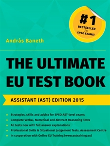 Picture of The Ultimate EU Test Book - Assistant (AST) Edition 2015