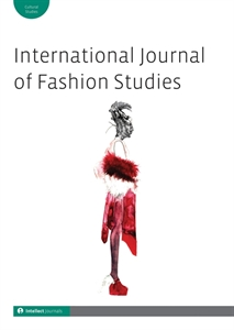 Picture of International Journal of Fashion Studies (INFS) - Print and Online