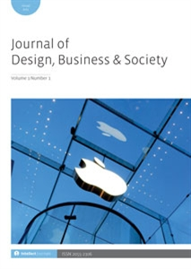 Picture of Journal of Design, Business & Society (DBS) - Print and Online