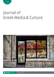 Picture of Journal of Greek Media & Culture (JGMC) - Print and Online