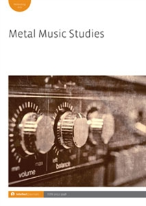 Picture of Metal Music Studies (MMS) - Print and Online