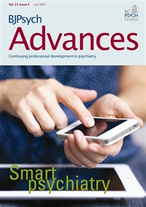 Picture of BJPsych Advances - Print and Online