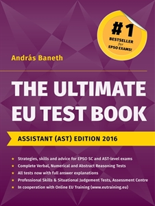 Picture of The Ultimate EU Test Book - Assistant (AST) Edition 2016
