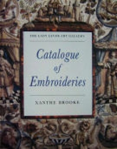 Picture of Lady Lever Art Gallery: Catalogue of Embroideries