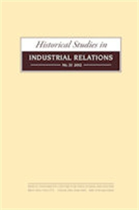 Picture of Historical Studies In Industrial Relations - Print and Online