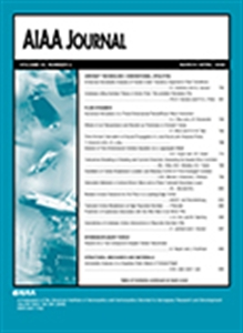 Picture of AIAA Journal - Online only
