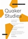 Picture of Quaker Studies - Print and Online