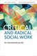 Picture of Critical and Radical Social Work - Print and Online