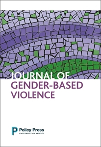 Picture of Journal of Gender-Based Violence - Print