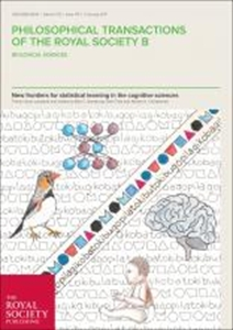 Picture of Philosophical Transactions B 1711: New frontiers for statistical learning in the cognitive sciences