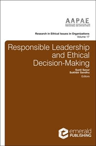 leadership and ethical decision making Learn how to use more than 40 different decision making techniques to make better decisions leadership skills learning to manage ethical decisions 14.