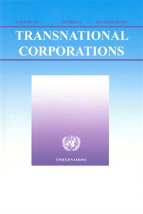 Picture of Transnational Corporations - Online