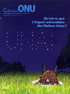 Picture of United Nations Chronicle (French) - Online