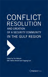 Picture of CONFLICT RESOLUTION AND CREATION OF A SECURITY COMMUNITY IN THE GULF REGION