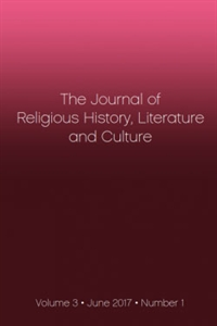 Picture of Journal of Religious History Literature and Culture