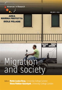Picture of Migration and Society- Advances in Research