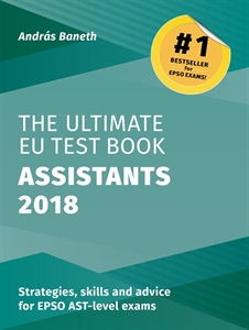 Picture of The Ultimate EU Test Book Assistants 2018