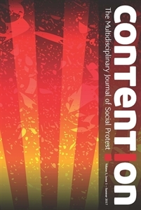 Picture of Contention: The Multidisciplinary Journal of Social Potest - Maintenance Fee for Continuing Access to Online Content