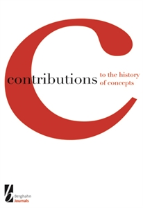 Picture of Contributions to the History of Concepts - Maintenance Fee for Continuing Access to Online Content