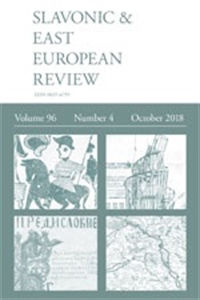Picture of The Slavonic and East European Review - Online