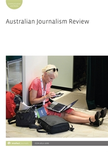 Picture of Australian Journalism Review (AJR) - Print and Online