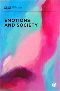 Picture of Emotions and Society - Print and Online