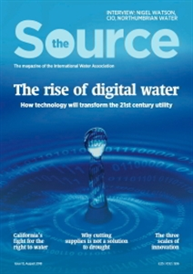 Picture of The Source - The Magazine of the International Water Association