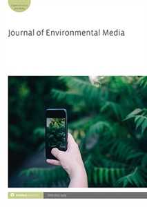 Picture of Journal of Environmental Media (JEM) - Print and Online