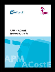 Picture of APM - ACostE Estimating Guide
