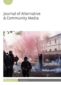 Picture of Journal of Alternative & Community Media (JOACM) - Online